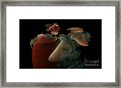 Dreaming Framed Print by Peter R Nicholls