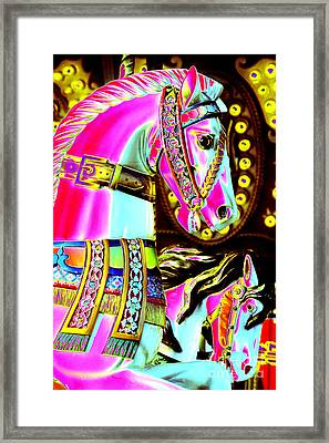 Dreamland Horse Framed Print