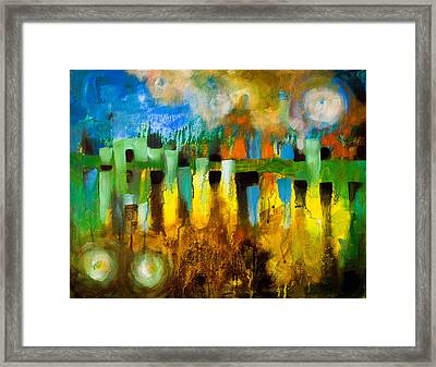 Dreamland Framed Print by Julian Sula