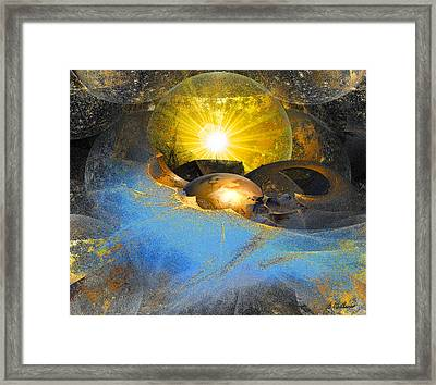Dreamland Framed Print by Michael Durst