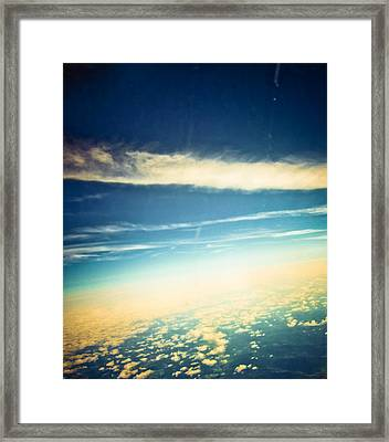 Dreamland Framed Print by Sara Frank