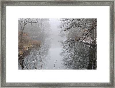 Dreamlike Framed Print by Luke Moore