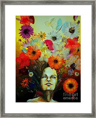 Dreams Framed Print by Alessandra Andrisani