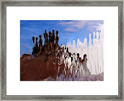 Dreams  #02 Framed Print by Viggo Mortensen