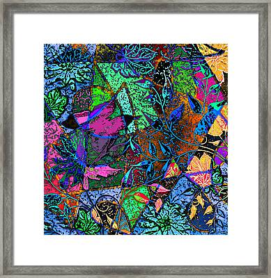 Dreams Come To Life Framed Print