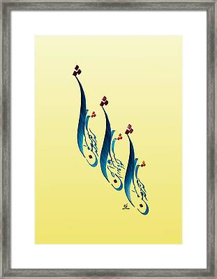 Wishes Come True Framed Print