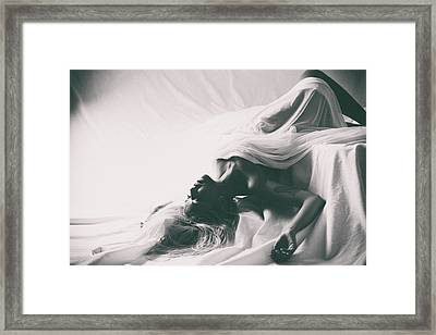 Dreams Framed Print by Fady Abdallah