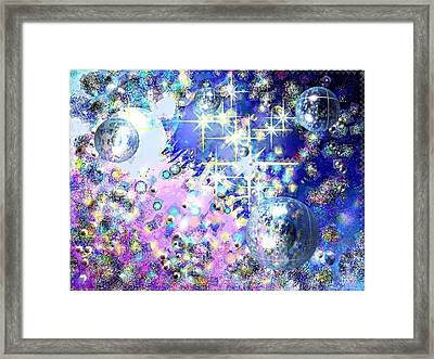 Dreams In Future Framed Print