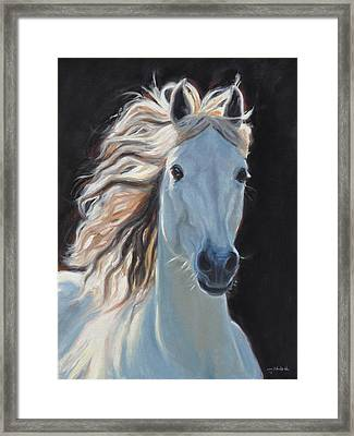 Dreams Of Pegasus Framed Print