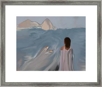 Dreams  #04 Framed Print by Viggo Mortensen