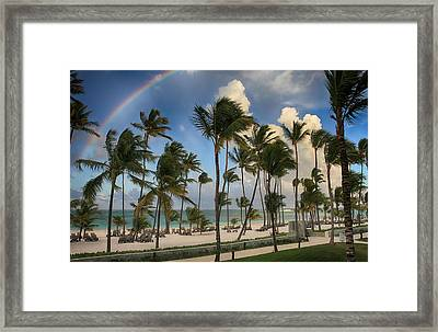 Dreams That You Dare To Dream Framed Print