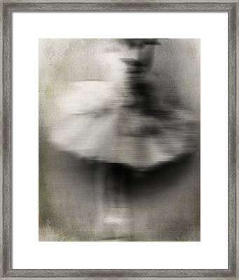 Dreams To Dance  Framed Print by Jerry Cordeiro