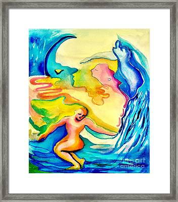 Dreamscape 1 Framed Print