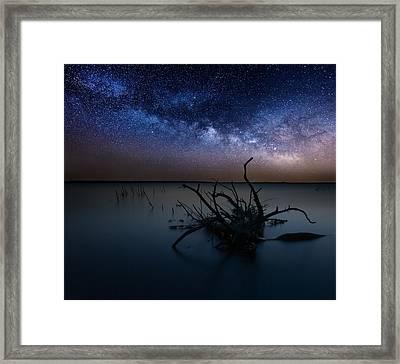 Dreamscape Framed Print by Aaron J Groen