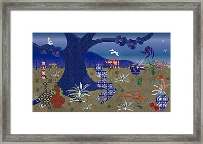 Dreamscape - Limited Edition  Of 30 Framed Print