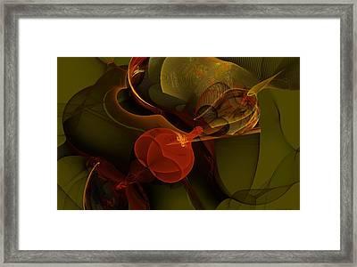 Dreamscape IIia Framed Print