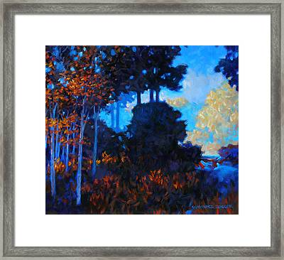 Dreamscape Framed Print by Kevin Lawrence Leveque