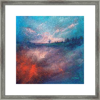 Dreamscape One Framed Print