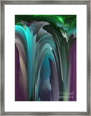 Dreamscape Framed Print by Patricia Kay
