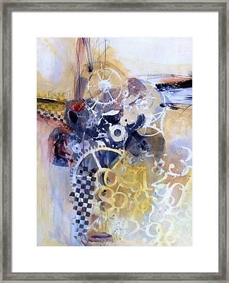 Dreamtime Framed Print by Gloria Avner