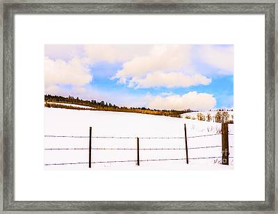 Dreamtime Framed Print by Sandi Mikuse
