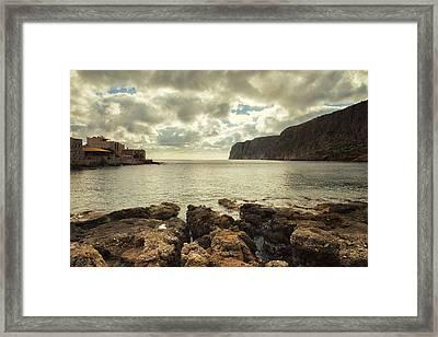 Dreamy Bay  Framed Print