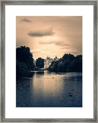 Dreamy Palace Framed Print