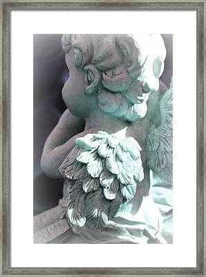 Dreamy Framed Print