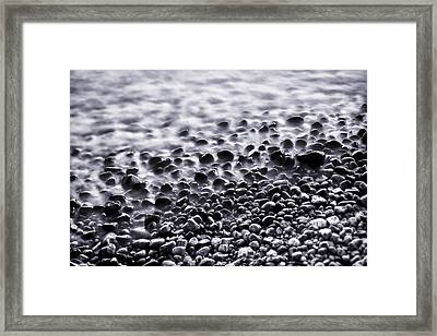Dreamy Water Mist Framed Print by EXparte SE