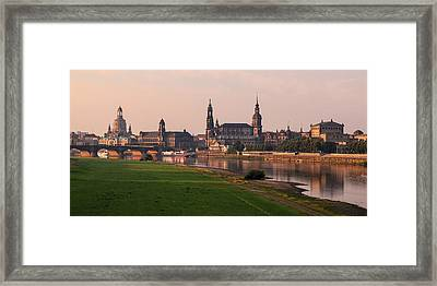 Dresden 05 Framed Print by Tom Uhlenberg