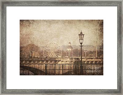Dresden Framed Print by Jelena Jovanovic