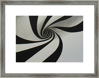 Drift Framed Print by Sven Fischer