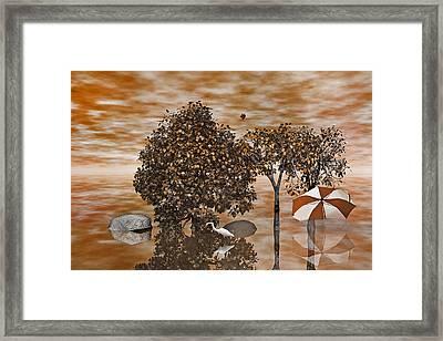 Drifters Framed Print by Betsy Knapp