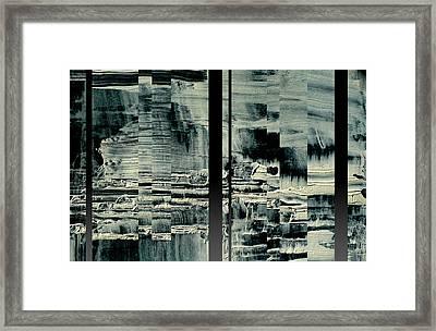 Drifting Framed Print by Chad Rice