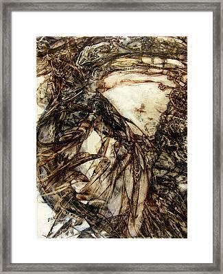 Drifting In Dreaming Framed Print by David Walker