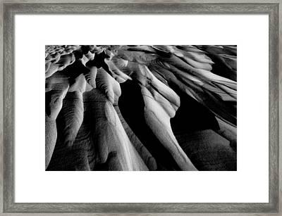 Drifts Framed Print