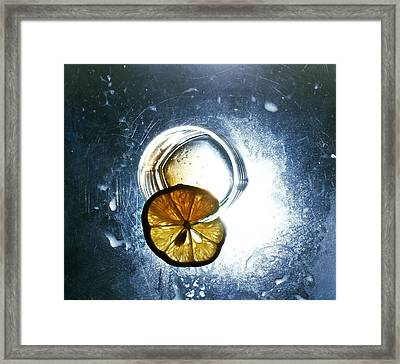 Drink Framed Print by Ivan Vukelic