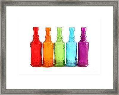 Drink On Me Framed Print