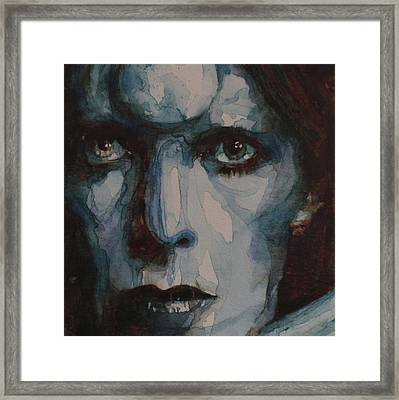 Drive In Saturday Framed Print by Paul Lovering