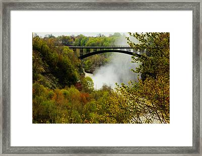 Driving Park Bridge Framed Print
