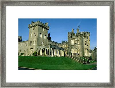 Dromoland Castle In Ireland Framed Print