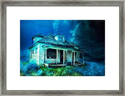 Drought Framed Print by Starlux  Productions