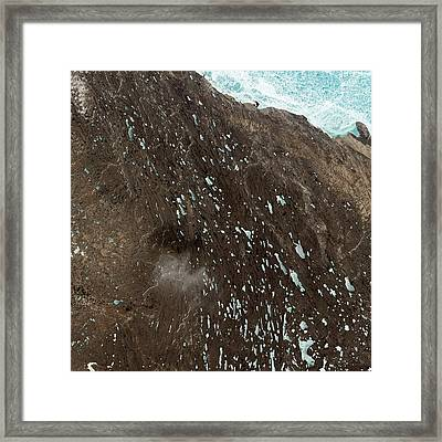 Drumlin Field Framed Print by Nasa