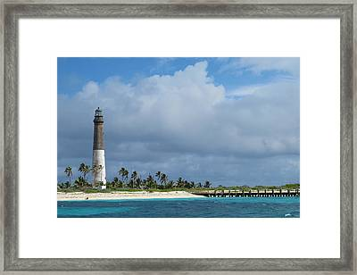 Dry Tortugas Light Framed Print