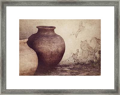 Duality Framed Print by Amy Weiss
