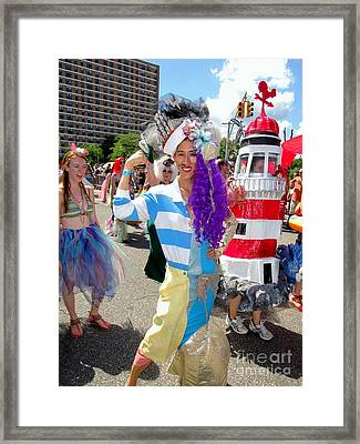 Framed Print featuring the photograph Duality by Ed Weidman
