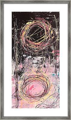 Duality Framed Print by Kim Heil