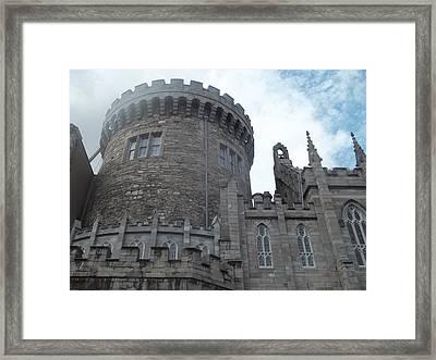 Dublin Castle Framed Print