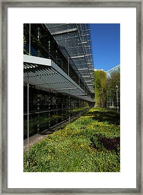 Dublin Corporation Civic Offices Framed Print by Panoramic Images