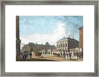 Dublin Provost's House Framed Print